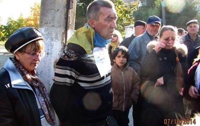 В Зугрэсе сепаратисты привязали мужчину к столбу - СМИ