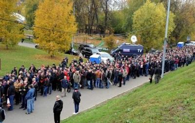 На похороны легенды московского Спартака пришло более 13 тысяч человек