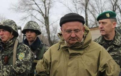 Учебному центру Госпогранслужбы присвоено имя погибшего в АТО генерала