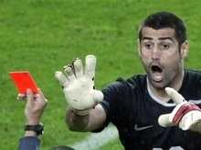 Евро-2008: Волкан не поможет Турции в полуфинале