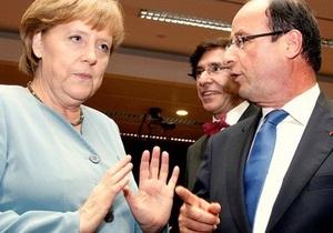 Германо-французские отношения буксуют - DW