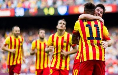 Барселону могут исключить из чемпионата Испании