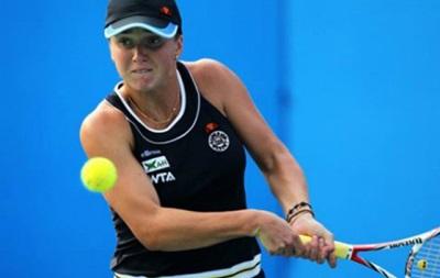 Украинская теннисистка пробилась в четвертьфинал турнира в Японии