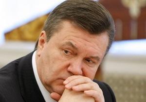 Виктор Янукович выразил соболезнования в связи со смертью Юрия Ильенко