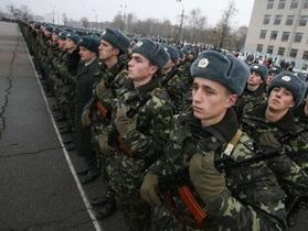 Минобороны намерено сократить армию на 15-20%
