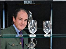 Знаменитый создатель винных бокалов Георг Ридель лично проведет дегустацию в Одессе при спонсорской поддержке винодела Роберта Гулиева