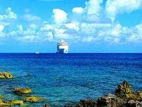 9 граждан Украины и россиянин оказались заложниками на судне, брошенном в Карибском море