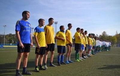 Фанаты сборной Беларуси разгромили болельщиков сборной Украины