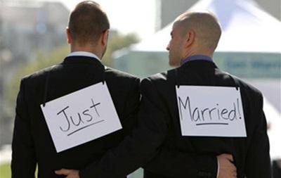 В Эстонии разрешили однополые браки