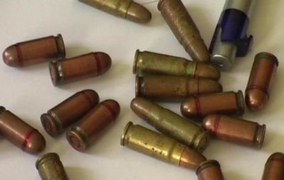 В Харьков курьерской службой отправили две тысячи патронов