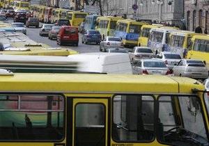 СМИ: СБУ задержала подозреваемых в подготовке взрывов в столичных маршрутках