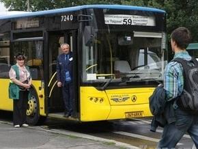 Власти открыли автобусные маршруты к станции Городня в Киеве