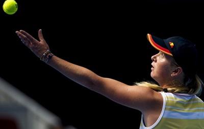 Теннис: Свитолина пробилась в полуфинал турнира в Осаке