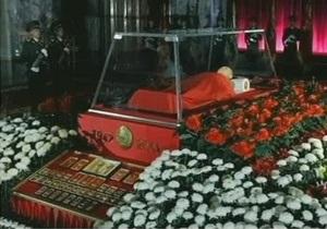 Сегодня в столице КНДР состоятся похороны Ким Чен Ира