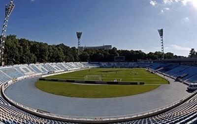 Выездной матч Динамо в Лиге Европы покажут в Киеве на стадионе