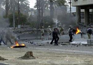 Двойной теракт в Ираке, девять погибших