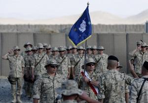 В Афганистане погиб польский военный