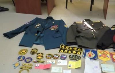 Милиция обнаружила  штаб-квартиру ФСБ России  на Луганщине - журналист