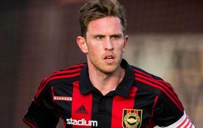 В Швеции от рака мозга умер 33-летний футболист