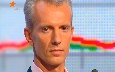 Хорошковский - кандидат на Выборы в Верховную Раду 2014 от партии Сильная Украина
