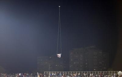 Фотогалерея: Как матч Сербия – Албания был сорван