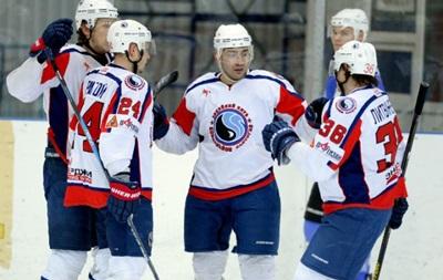 Чемпион Украины отказался от участия в хоккейном еврокубке
