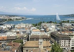 Жители Женевы получили возможность голосовать на референдуме через интернет