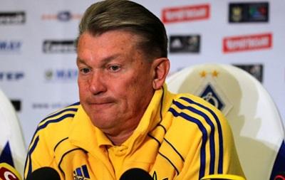 Олег Блохин претендует на пост главного тренера сборной Беларуси - источник
