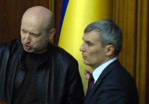 Один из лидеров Свободы назвал выдвижение единого кандидата от оппозиции в первом туре ошибкой