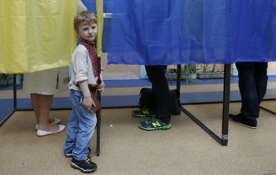 Выборы в Раду 2014: фото