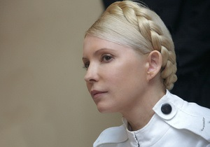 Суд дал Тимошенко на подготовку к допросу меньше суток