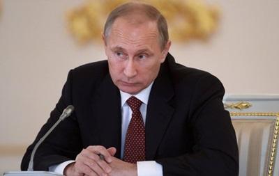 Россия не будет поставлять Киеву газ в долг - Путин