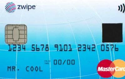 Пластиковая карта узнает владельца по отпечатку пальца