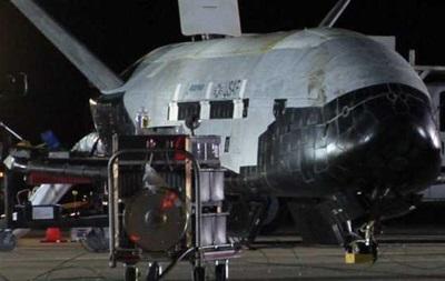 Загадочный аппарат Пентагона вернулся из космоса