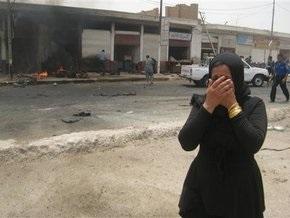 Серия терактов в Ираке: убиты шесть человек, более 20 ранены