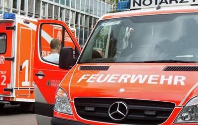 В Германии столкнулись авто и автобус: два человека погибли, 47 пострадали