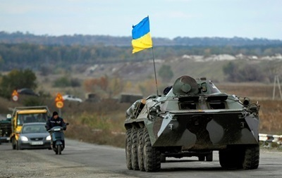 Обстрелы Смелого, Донецка и Дебальцево. Карта АТО за 18 октября