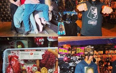 Ужасающий вид: Как Ломаченко к Хэллоуину готовился (фото)