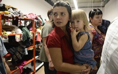 ООН насчитала в Украине 415 тысяч беженцев