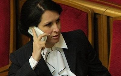 Оксана Калетник - кандидат на выборы в Верховную Раду 2014