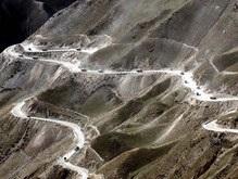 Forbes: Самые опасные дороги мира