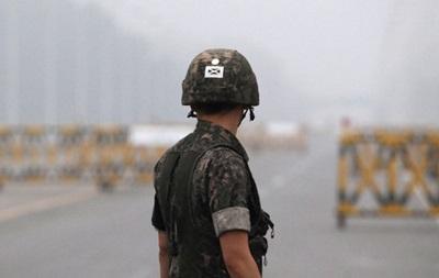 На границе КНДР и Южной Кореи произошла перестрелка
