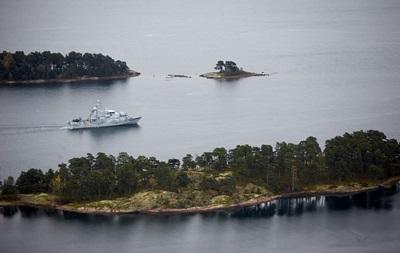 Швеція продовжує пошук невідомого підводного човна в Балтійському морі