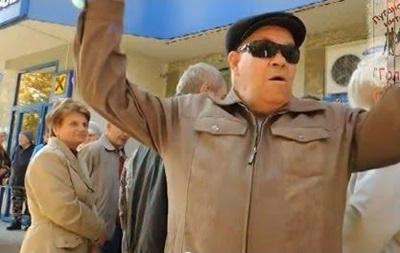 В очереди за пенсией: что говорят в Рубежном о центральной власти и выборах