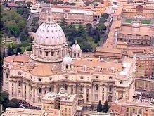 Ватикан получит землю в центре Киева