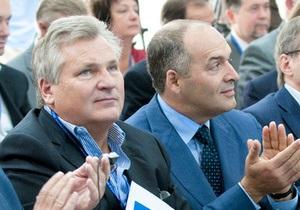 Квасьневский: Нам нужно думать, как приблизить Украину к ЕС