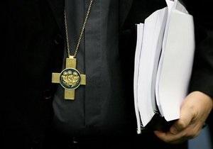 В Италии тюремный капеллан арестован за преступления сексуального характера