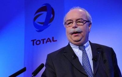 Кристоф де Маржери - президент нефтяного концерна Total (фото)