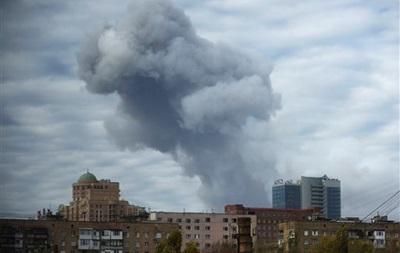 Итоги 20 октября: Мощный взрыв в Донецке и постановление ЕС по Украине