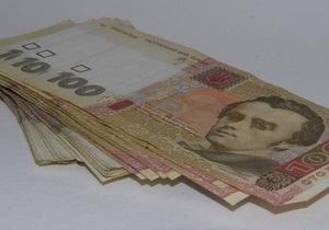 Задолженность по выплате зарплат в Украине снизилась до 1,155 млрд грн